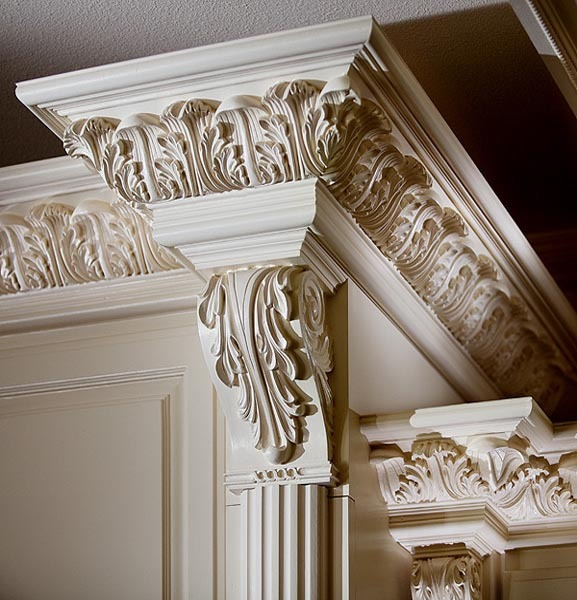 Архитектурные изделия из современных материалов: Проверенная классика или новые технологии? ORAC декор