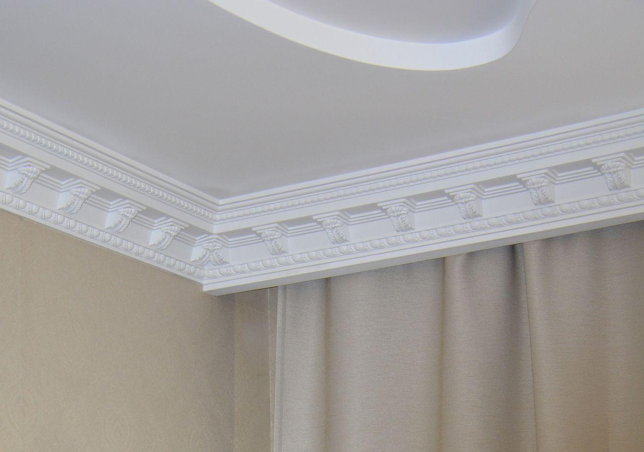 Лепной декор из пенопласта и полиуретана - идеальное решение для украшения потолка Любой стиль на любой вкус