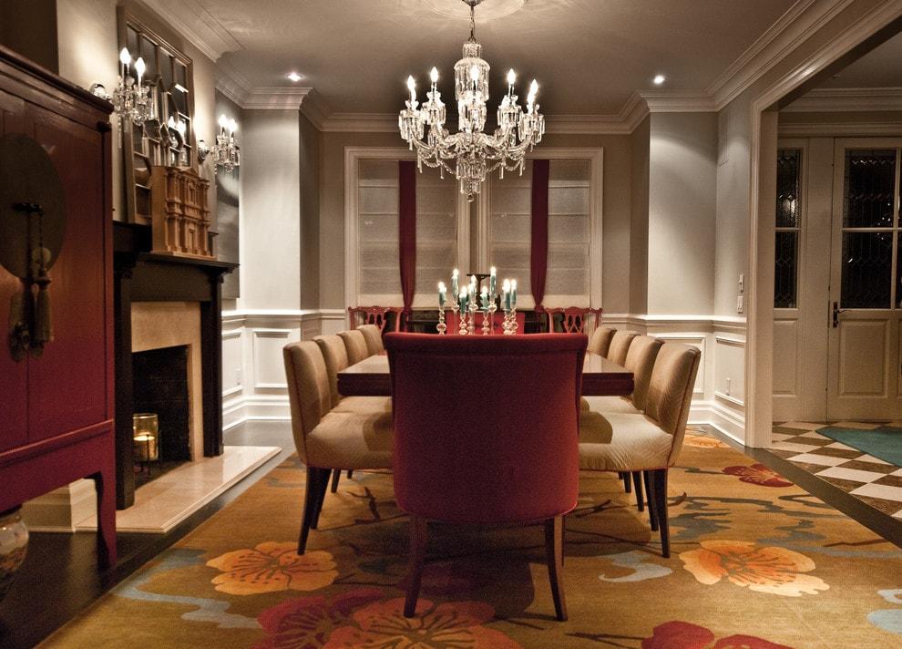 Декоративные элементы в современном интерьере Молдинги для украшения стен стиль минимализм
