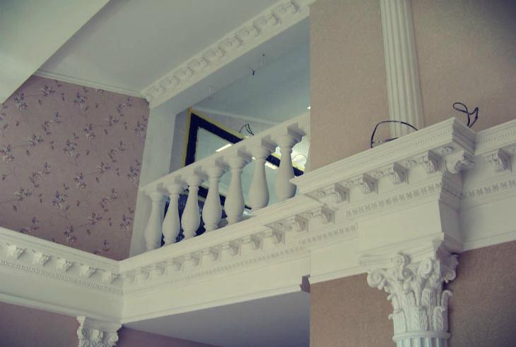 балясины декоративный элемент интерьерного декора 1